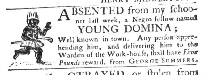 Aug 4 - South-Carolina Gazette and Country Journal Slavery 9