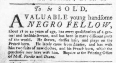 Jul 30 - Virginia Gazette Slavery 2
