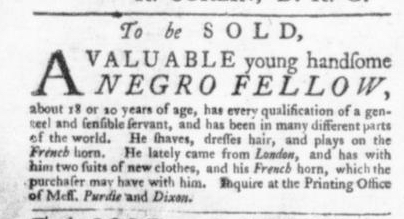 Jul 30 - Virginia Gazette Slavery 2