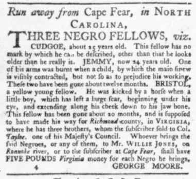 Jul 30 - Virginia Gazette Slavery 6