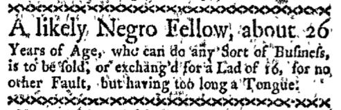 Sep 14 - Boston-Gazette Slavery 3