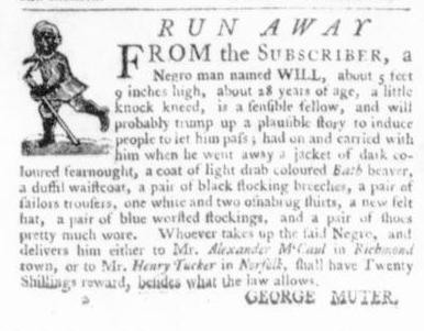 Sep 24 - Virginia Gazette Slavery 3
