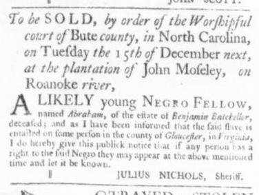 Sep 24 - Virginia Gazette Slavery 4
