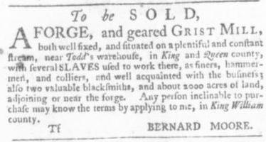 Sep 24 - Virginia Gazette Slavery 7