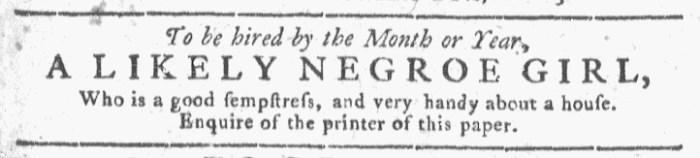 Oct 14 - Georgia Gazette Slavery 8