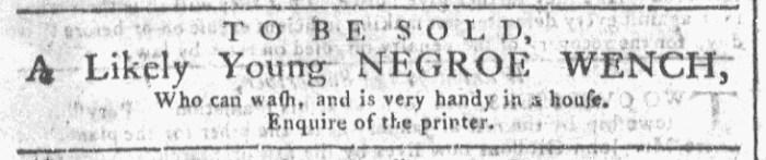 Oct 7 - Georgia Gazette Slavery 4