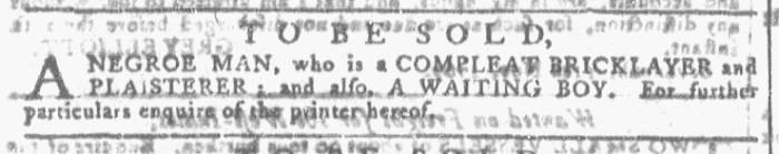 Nov 11 - Georgia Gazette Slavery 5