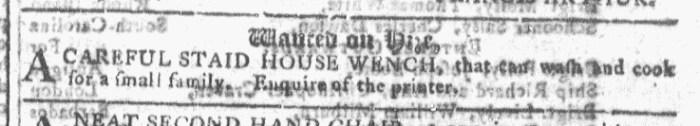 Nov 18 - Georgia Gazette Slavery 6