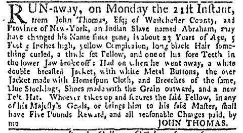 Oct 26 - New-York Mercury Slavery 2