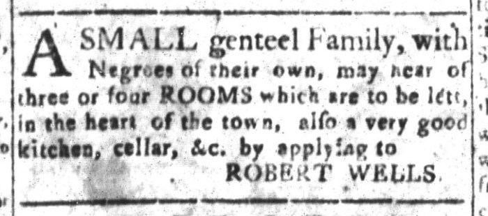 Dec 11 - South-Carolina and American General Gazette Slavery 10