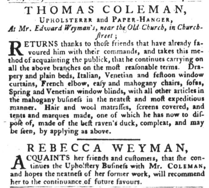 Dec 15 - 12:15:1767 South-Carolina Gazette and Country Journal