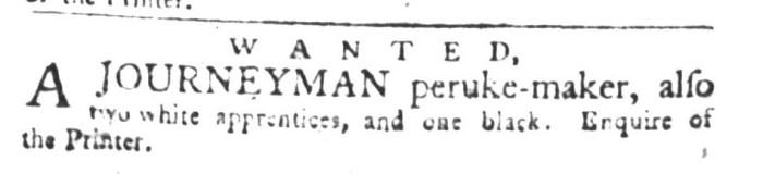 Dec 8 - South-Carolina Gazette and Country Journal Supplement Slavery 11