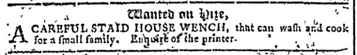 Jan 6 - Georgia Gazette Slavery 4