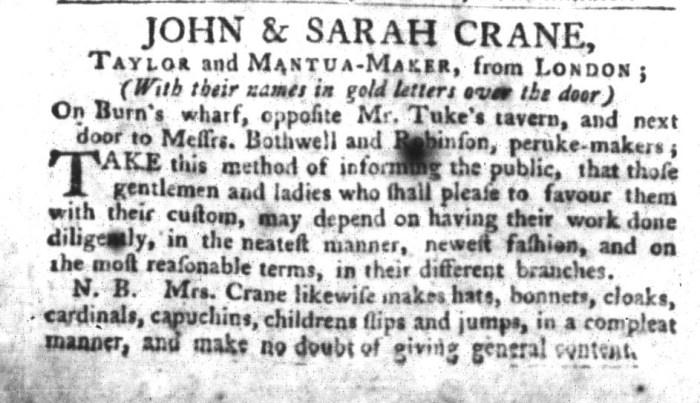 Feb 16 - 2:16:1768 South-Carolina Gazette and Country Journal