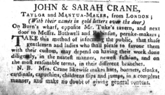 Feb 16 - 2:16:1768 South-Carolina Gazette and Country Journal