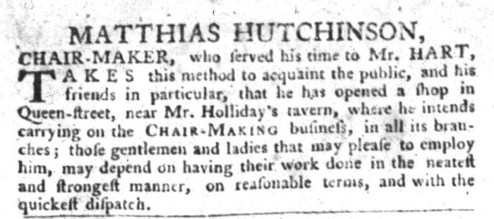 Mar 22 - 3:22:1768 South-Carolina Gazette and Country Journal