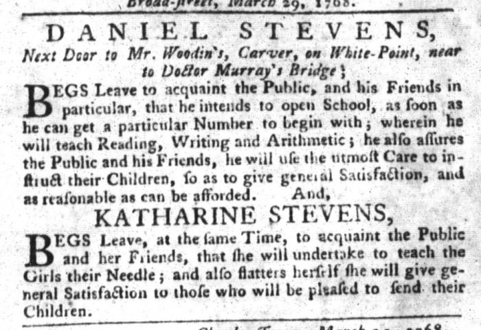 Mar 29 - 3:29:1768 South-Carolina Gazette and Country Journal