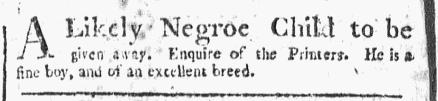 Apr 18 - Boston Chronicle Slavery 1