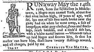 Jun 4 - New-York Journal Supplement Slavery 1
