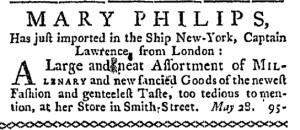 Jul 10 - 7:7:1768 New-York Journal