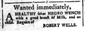 Jul 15 - South Carolina and American General Gazette Slavery 11