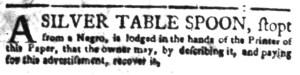Jun 20 - South-Carolina Gazette Slavery 7