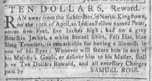 Jun 27 - Newport Mercury Slavery 1