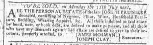 Jun 8 - Georgia Gazette Slavery 4