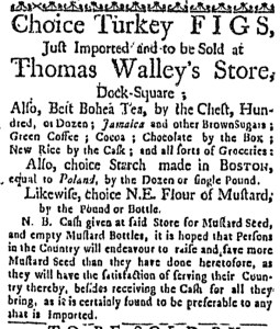 Jun 9 - 6:9:1768 Massachusetts Gazette Draper