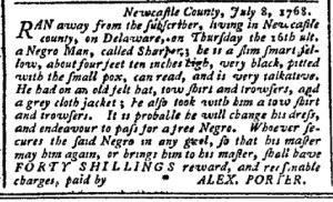 Aug 1 - Pennsylvania Chronicle Slavery 4