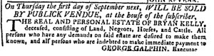 Aug 10 - Georgia Gazette Slavery 12
