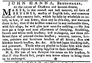 Aug 14 - 8:11:1768 Pennsylvania Gazette