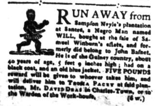 Aug 15 - South-Carolina Gazette Slavery 12