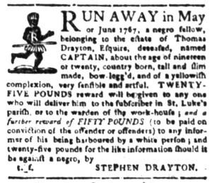 Aug 15 - South-Carolina Gazette Slavery 6