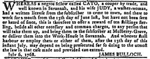 Aug 24 - Georgia Gazette Slavery 5