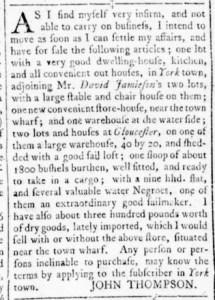 Aug 25 - Virginia Gazette Rind Slavery 3
