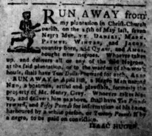 Aug 29 - South-Carolina Gazette Slavery 5