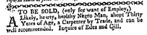 Sep 19 - Boston-Gazette Slavery 2