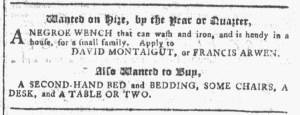 Sep 7 - Georgia Gazette Slavery 5