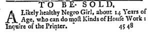 Nov 10 - New-York Journal Supplement Slavery 1