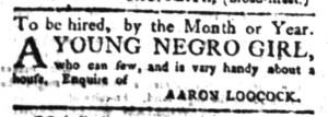 Oct 10 - South-Carolina Gazette Slavery 5