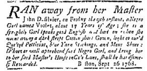 Oct 17 - Boston Post-Boy Slavery 1