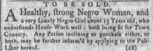 Oct 17 - Newport Mercury Slavery 1