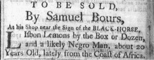 Oct 17 - Newport Mercury Slavery 2