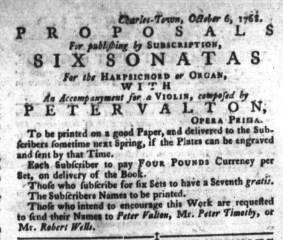 Oct 18 - 10:18:1768 South-Carolina Gazette and Country Journal
