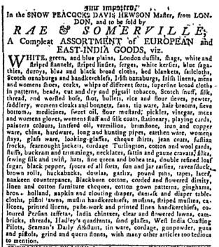 Oct 26 - 10:26:1768 Georgia Gazette