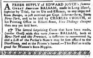Dec 6 - 12:6:1768 South-Carolina Gazette and Country Journal