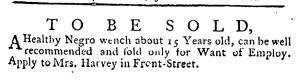 May 11 - Pennsylvania Journal Slavery 1