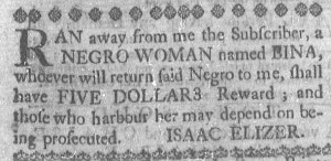 May 22 - Newport Mercury Slavery 2