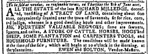 May 24 - Georgia Gazette Slavery 2